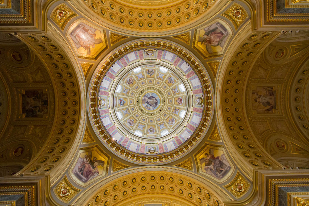 Szent István-bazilika kupola